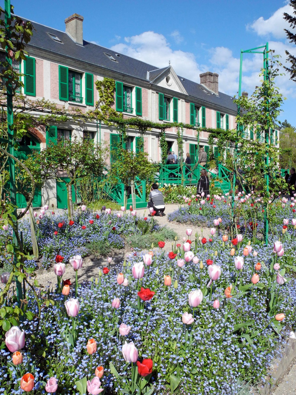 Monet's house and garden at Giverny